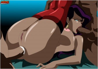 Circe from Justice League anal