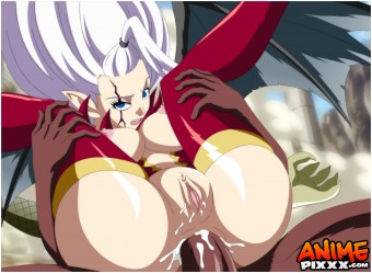 Mirajane-evil - epic anal - Updated