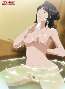 Miyako's Bath Time