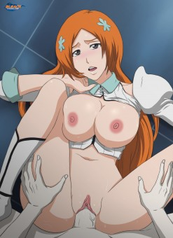 On the Floor with Orihime