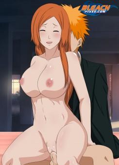 Horny Inoue of Bleach
