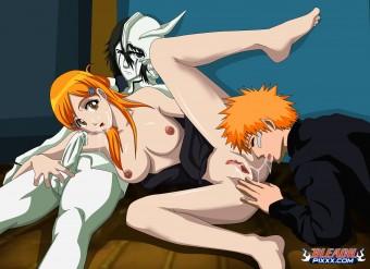 """""""Rival Threesome"""""""