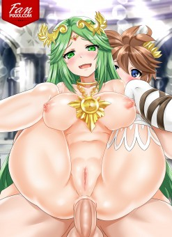 Palutena and Icarus