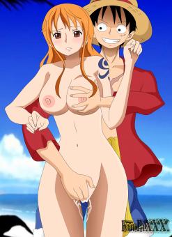 Nami Luffy Fucking