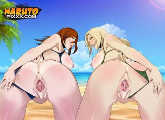Tsunade and Terumi