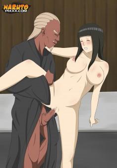 Hinata's Dark Side