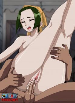 Pleasured Makino