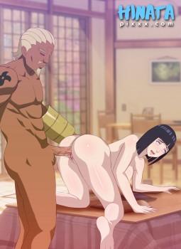 [1805] Raikage With Hinata